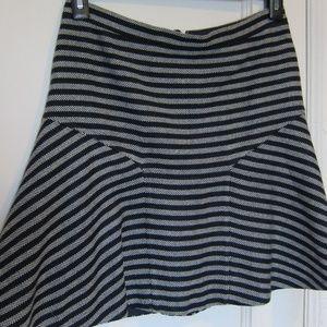 JCrew Flare Skirt